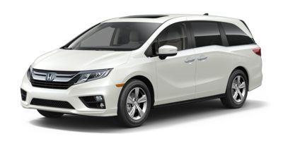 2018 Honda Odyssey at Bergstrom Automotive