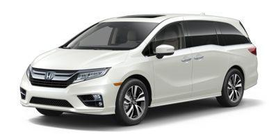 2018 Honda Odyssey Vehicle Photo In Tustin, CA 92782