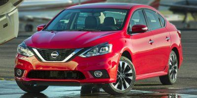 2018 Nissan Sentra at Bergstrom Imports on Victory Lane
