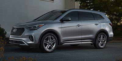 2018 Hyundai Santa Fe at Bergstrom Imports on Victory Lane