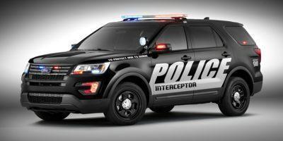 2018 Ford Police Interceptor Utility
