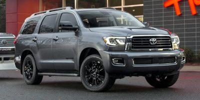 2018 Toyota Sequoia at Phil Long Dealerships