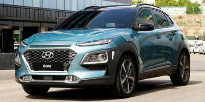 2018 Hyundai Kona Limited 1 6T DCT Ultra Black WG A Hyundai Kona at