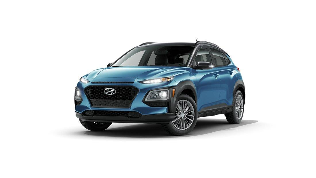 2018 Hyundai Kona Sel 2 0l Auto Awd W Contrasting Roof