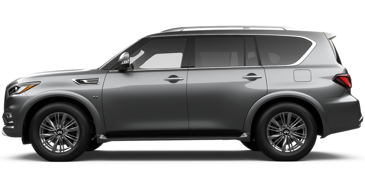 Suv for Sale: New 2018 INFINITI QX80 Graphite Shadow in ...