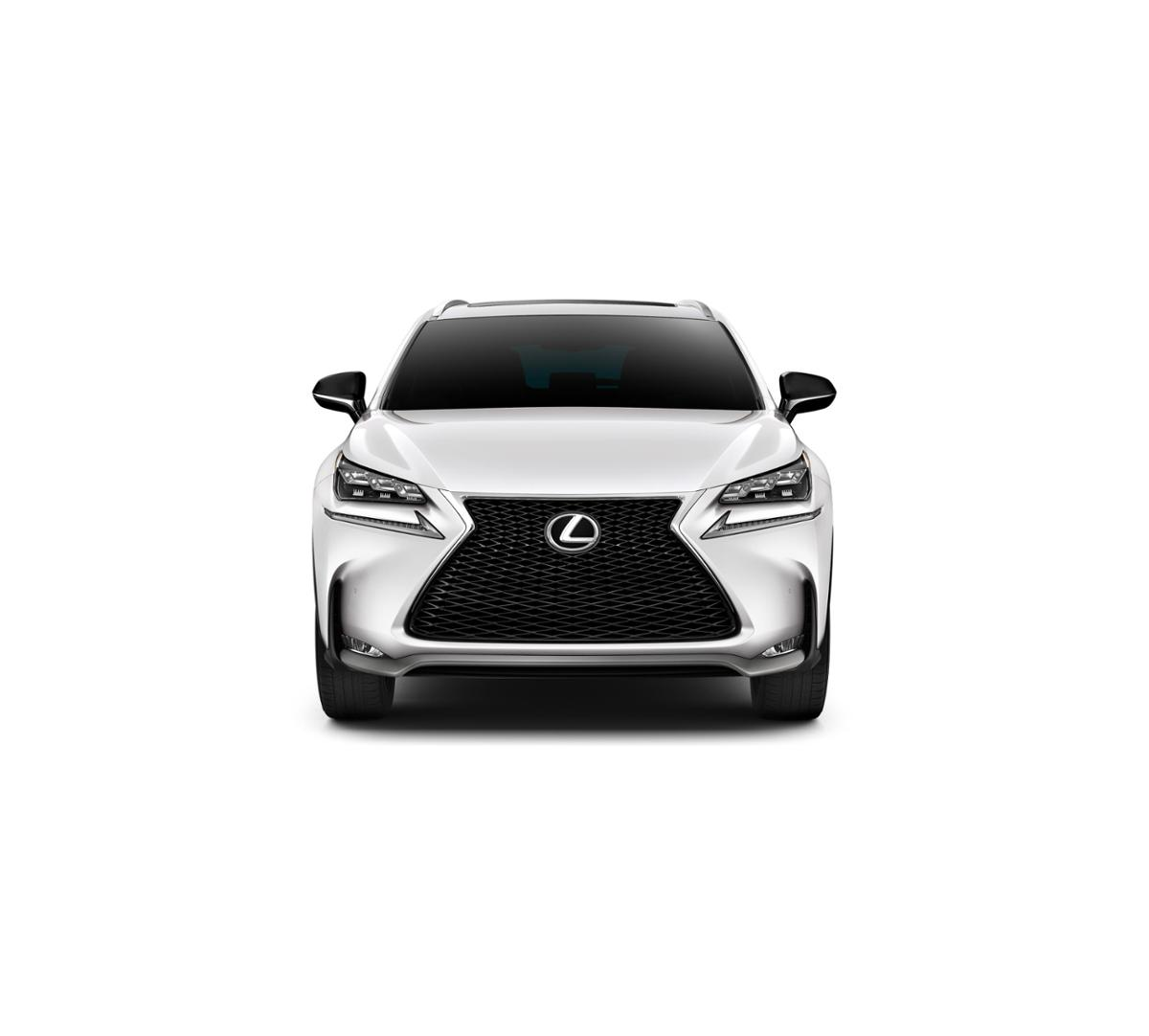 ultra white 2016 lexus nx turbo f sport alexandria. Black Bedroom Furniture Sets. Home Design Ideas