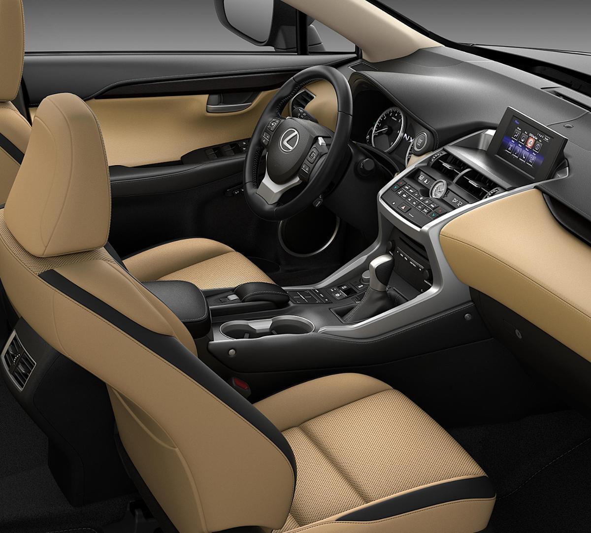 2016 Lexus Ct Interior: 2016 Lexus NX Turbo For Sale In Schaumburg