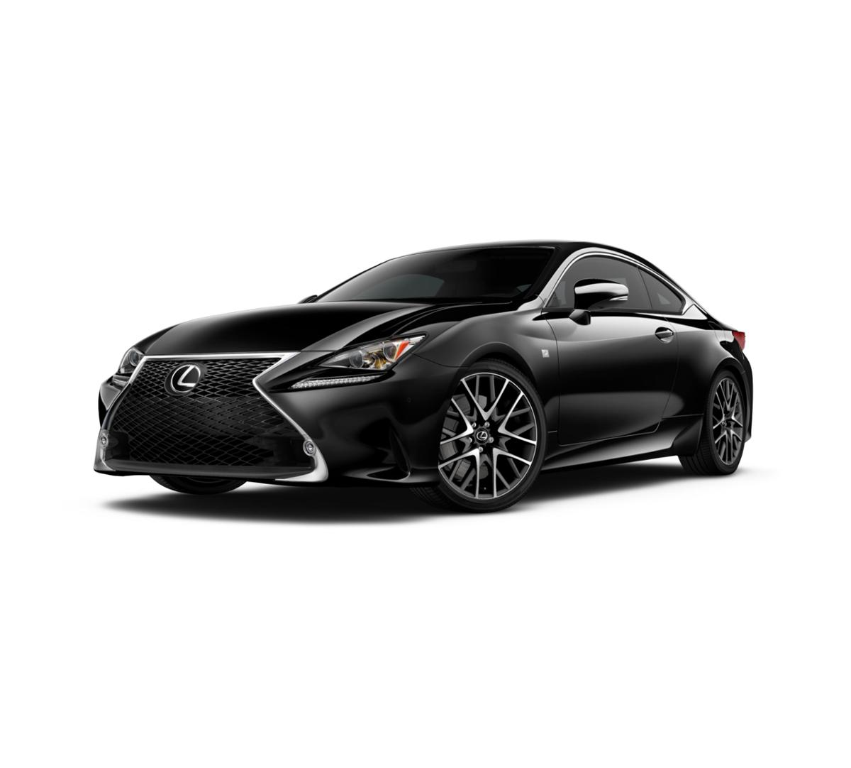 2016 Lexus Ct Exterior: 2016 Obsidian Lexus RC 300: New Car For Sale In East Haven
