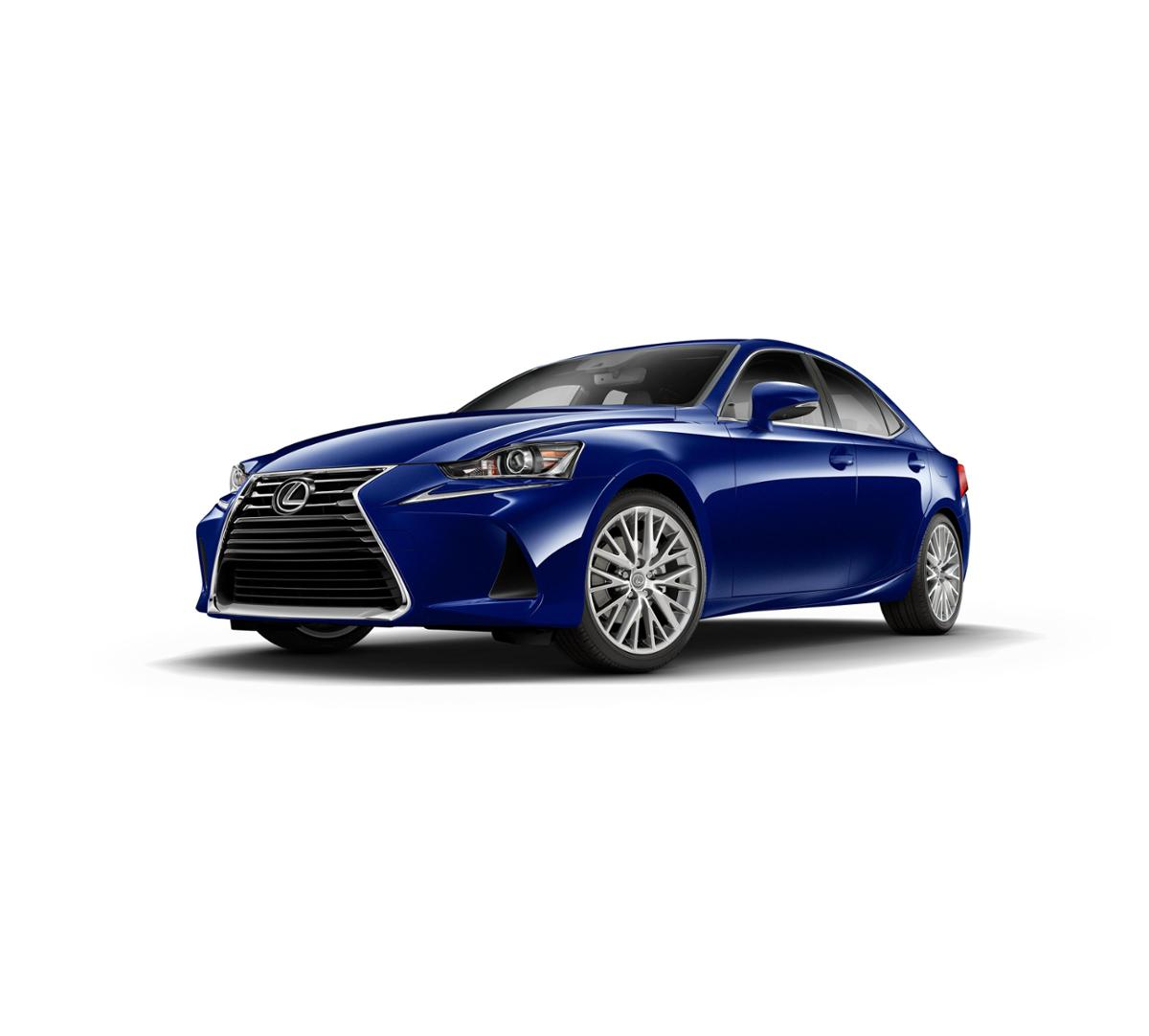 2017 Lexus IS Turbo Vehicle Photo in Houston, TX 77074