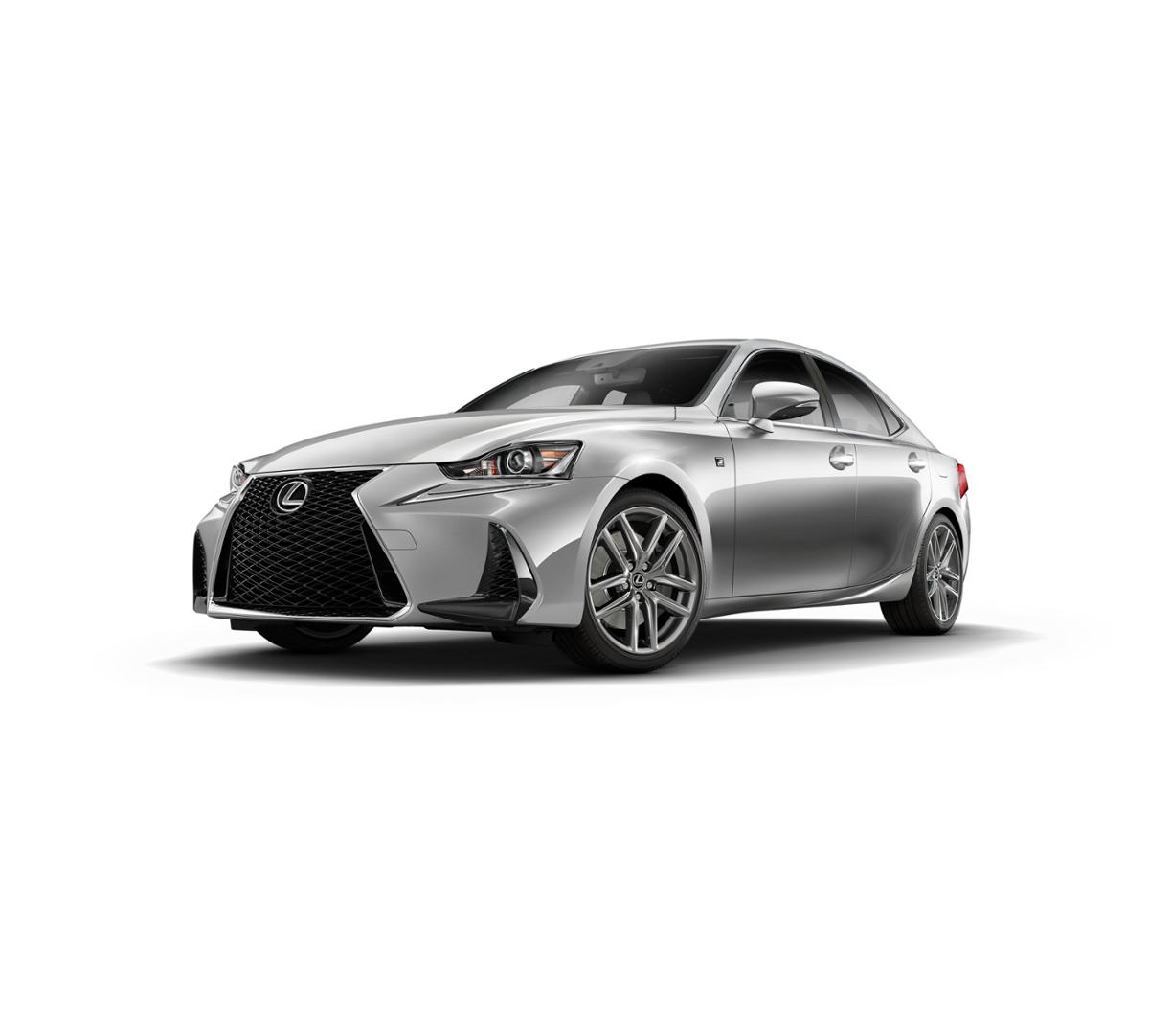 2017 Lexus IS Turbo Vehicle Photo in Lakeway, TX 78734