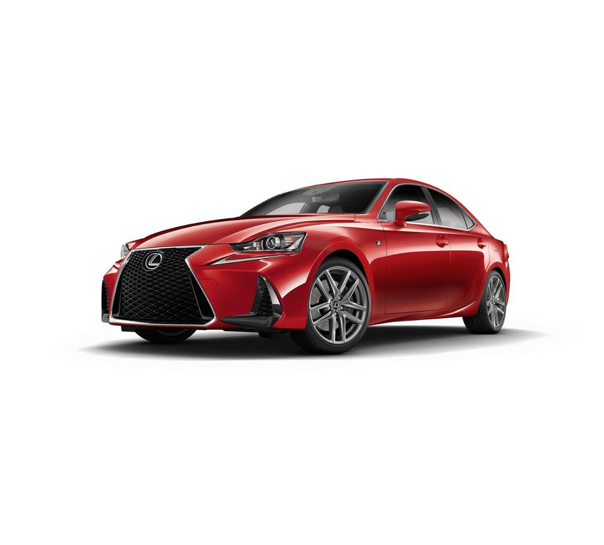 2017 Lexus IS Turbo Vehicle Photo in Santa Monica, CA 90404