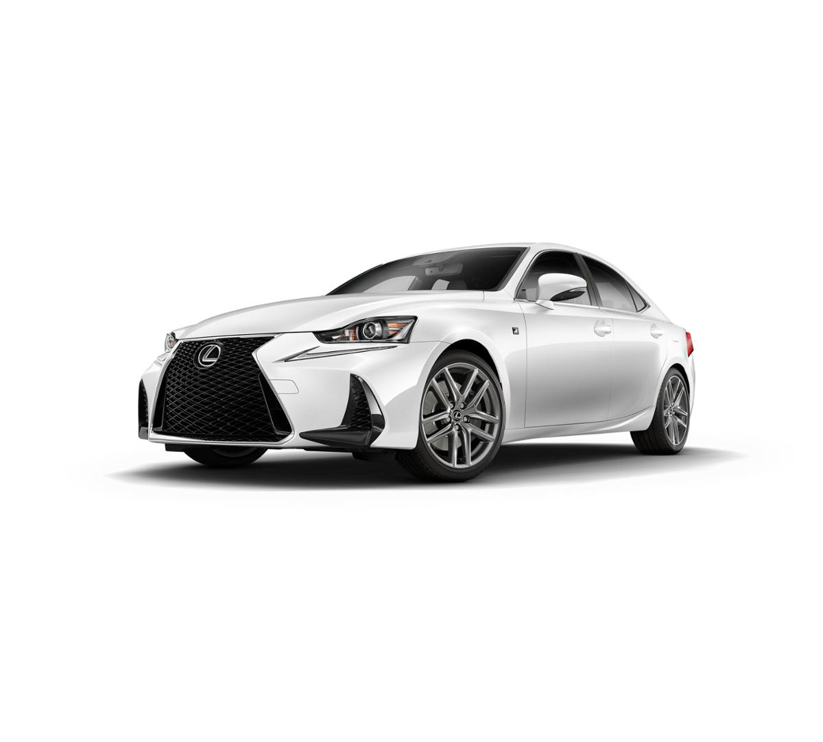 2017 Lexus IS Turbo Vehicle Photo in Santa Barbara, CA 93105