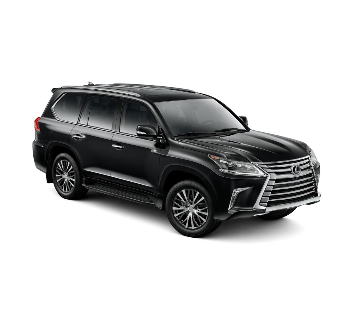 2017 Lexus LX 570 Vehicle Photo in El Monte, CA 91731
