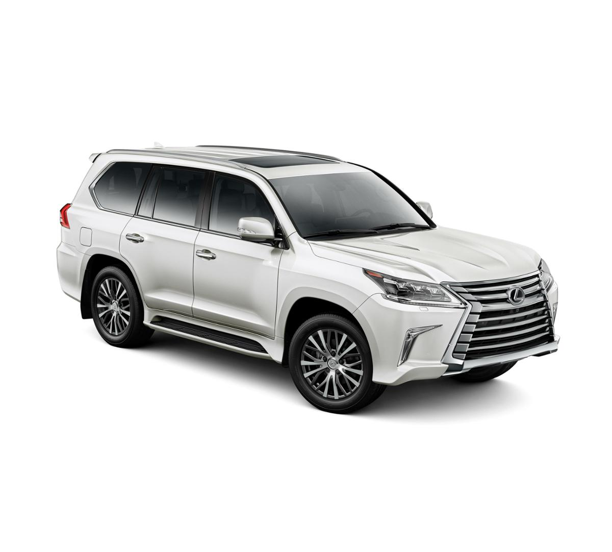 2017 Lexus LX 570 Vehicle Photo in Appleton, WI 54913