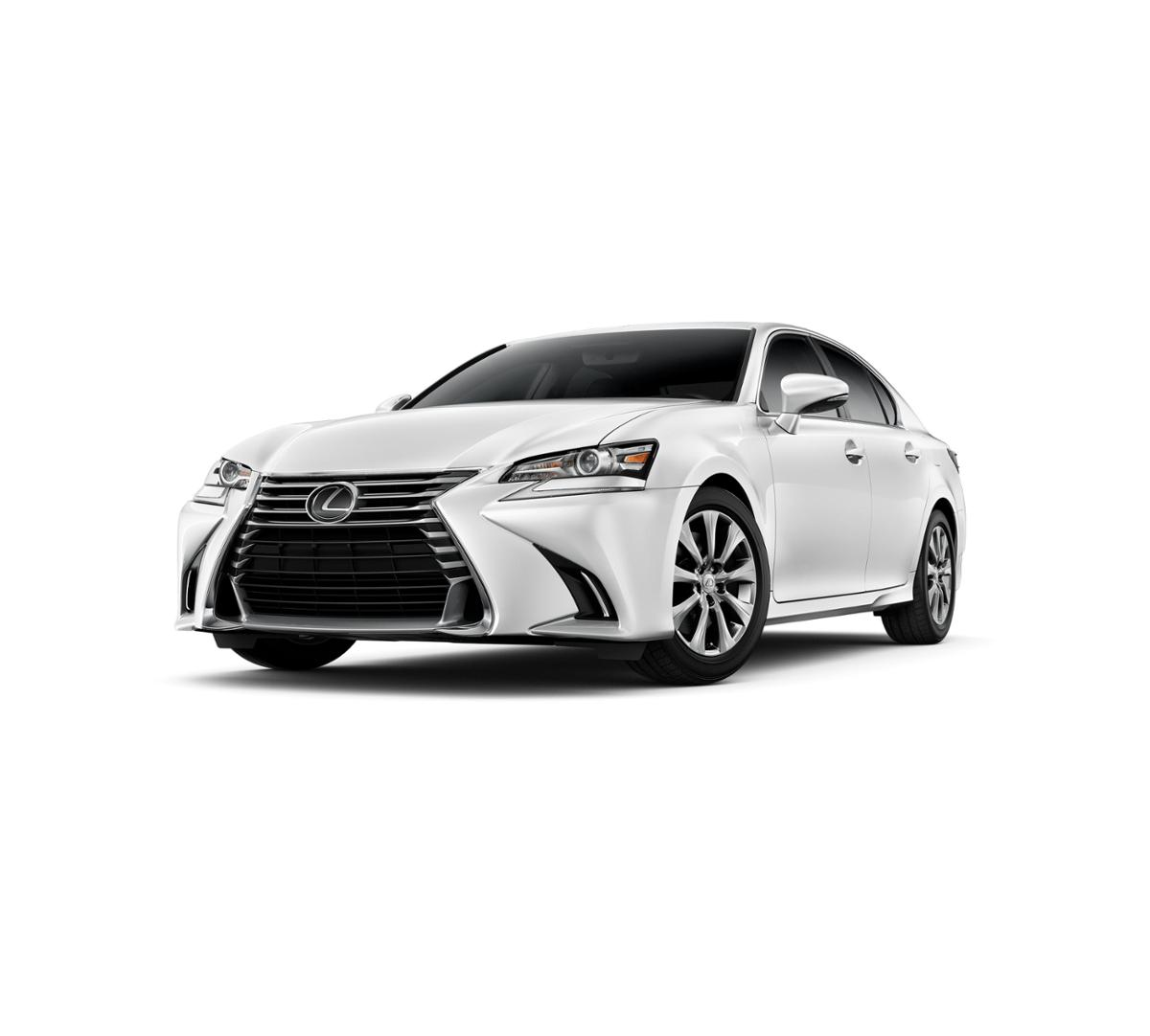 2017 Lexus GS 350 Vehicle Photo in Santa Monica, CA 90404