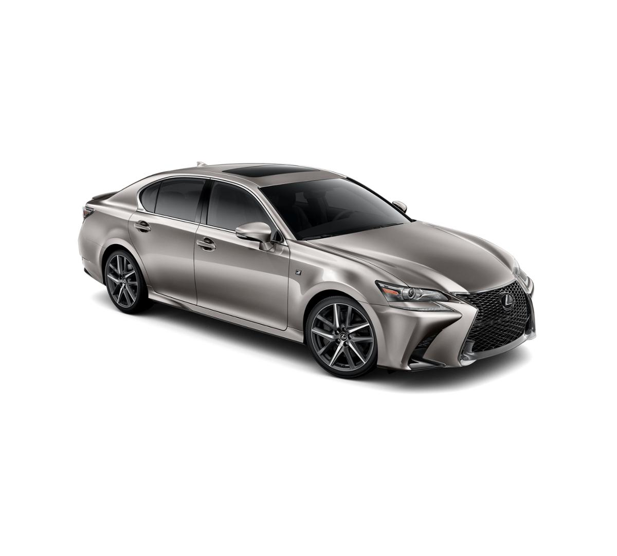 atomic silver 2017 lexus gs 350 f sport alexandria. Black Bedroom Furniture Sets. Home Design Ideas