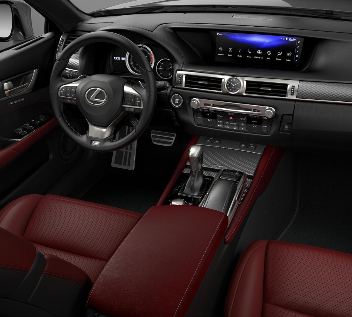 Lexus Gs For Sale: 2017 Smoky Granite Mica F SPORT Lexus GS 350 For Sale In