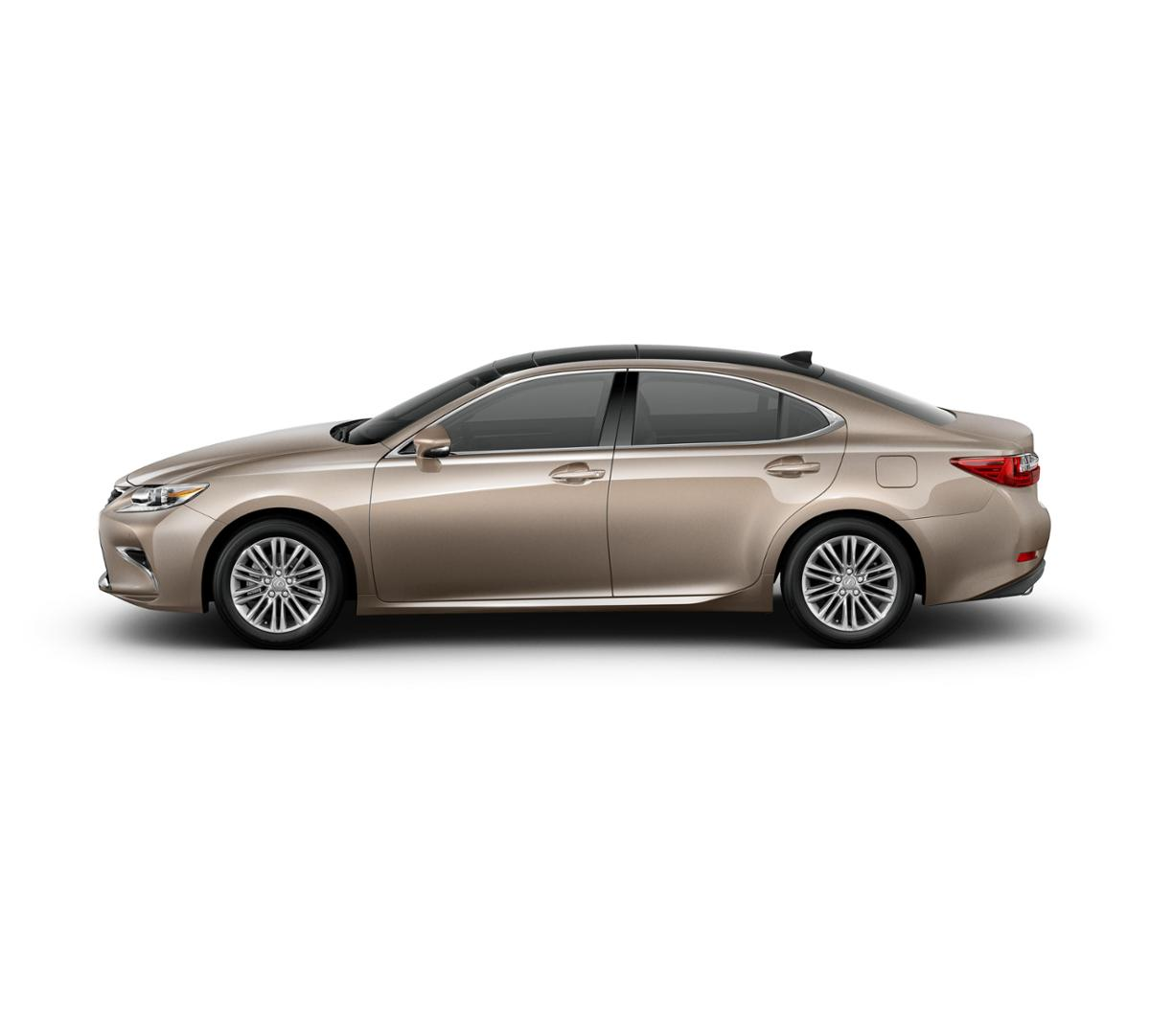 2017 Lexus ES 350 Vehicle Photo in Santa Barbara, CA 93105