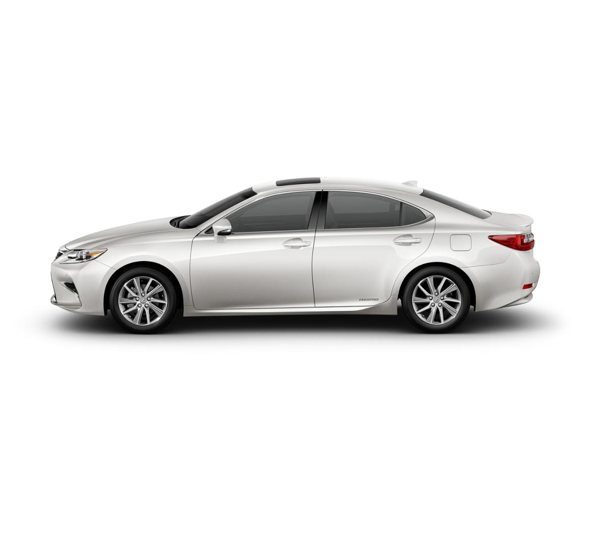 2017 Lexus ES 300h Vehicle Photo in Santa Barbara, CA 93105