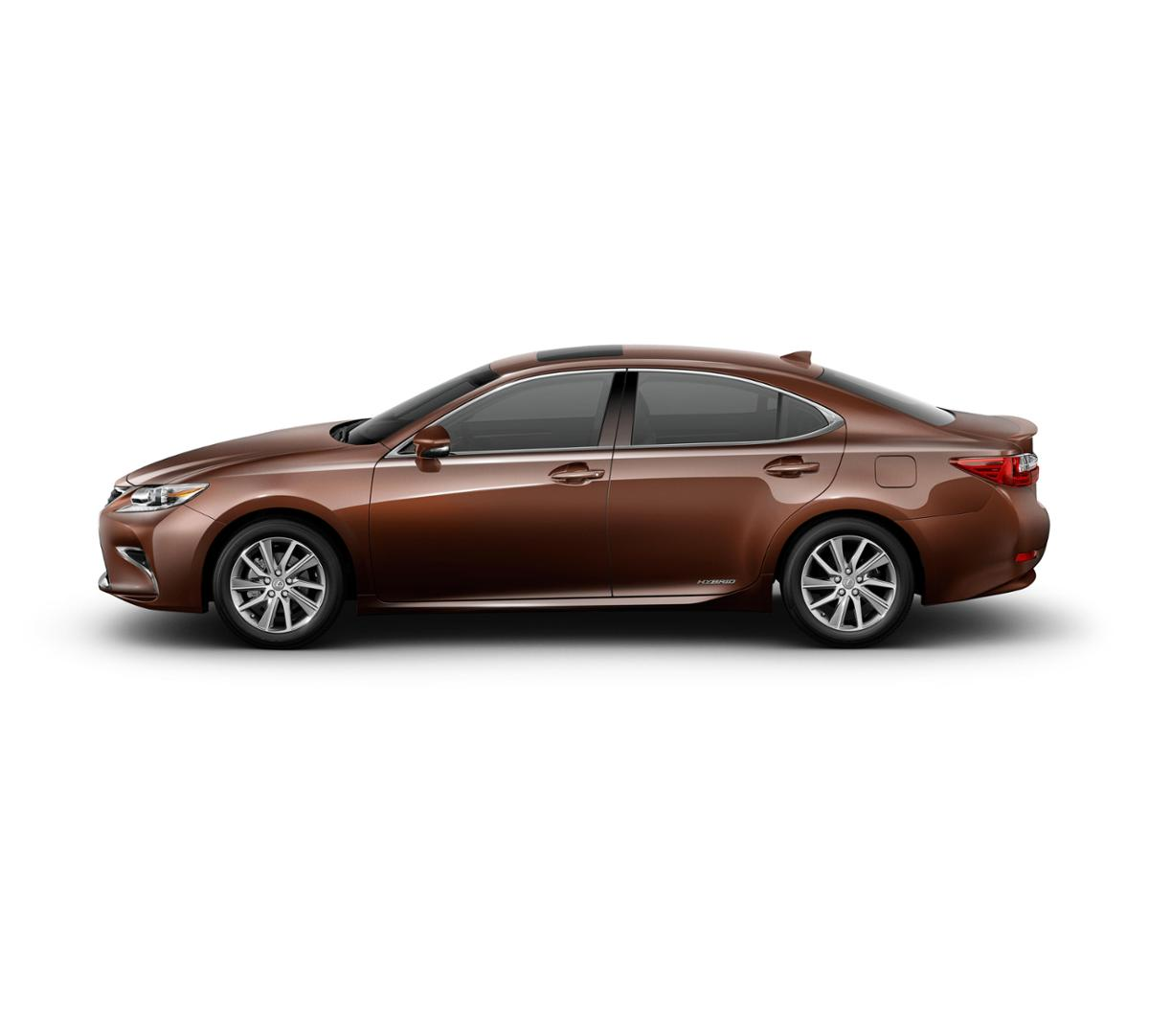 2017 Lexus ES 300h Vehicle Photo in Santa Monica, CA 90404