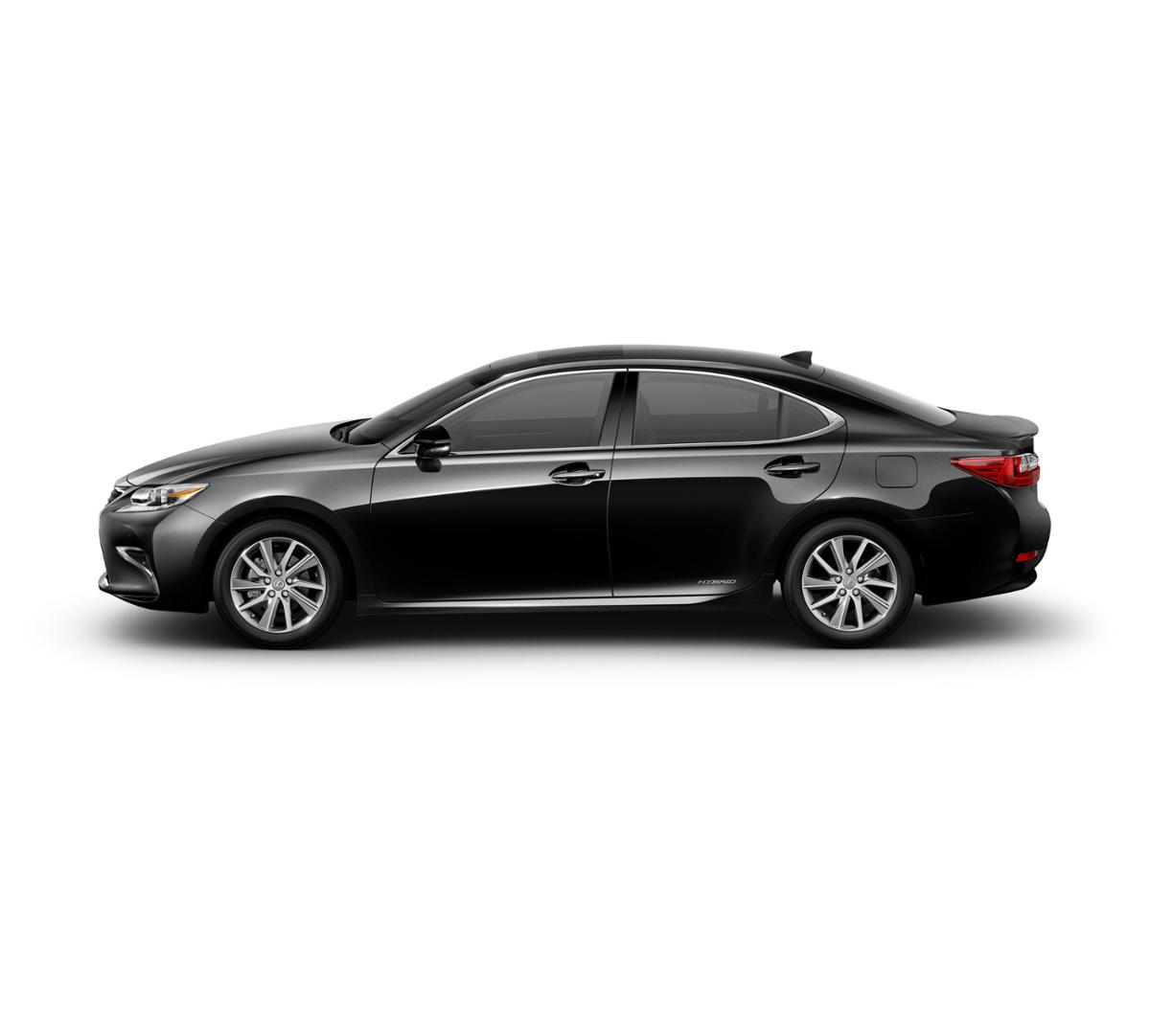 2017 Lexus ES 300h Vehicle Photo in Dallas, TX 75209
