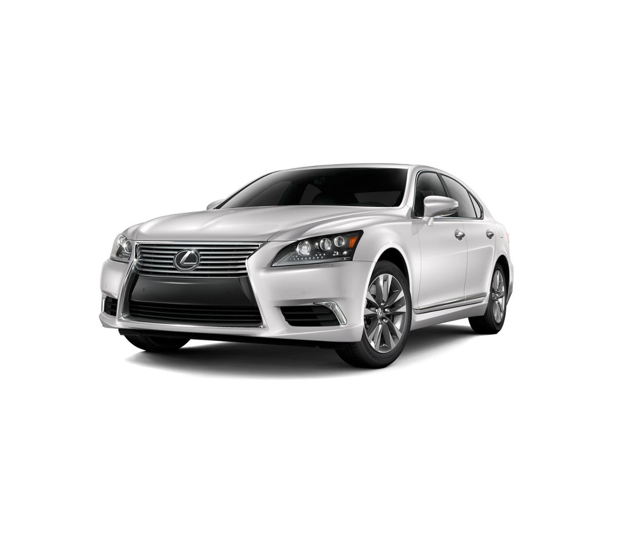 2017 Lexus LS 460 Vehicle Photo in Santa Barbara, CA 93105