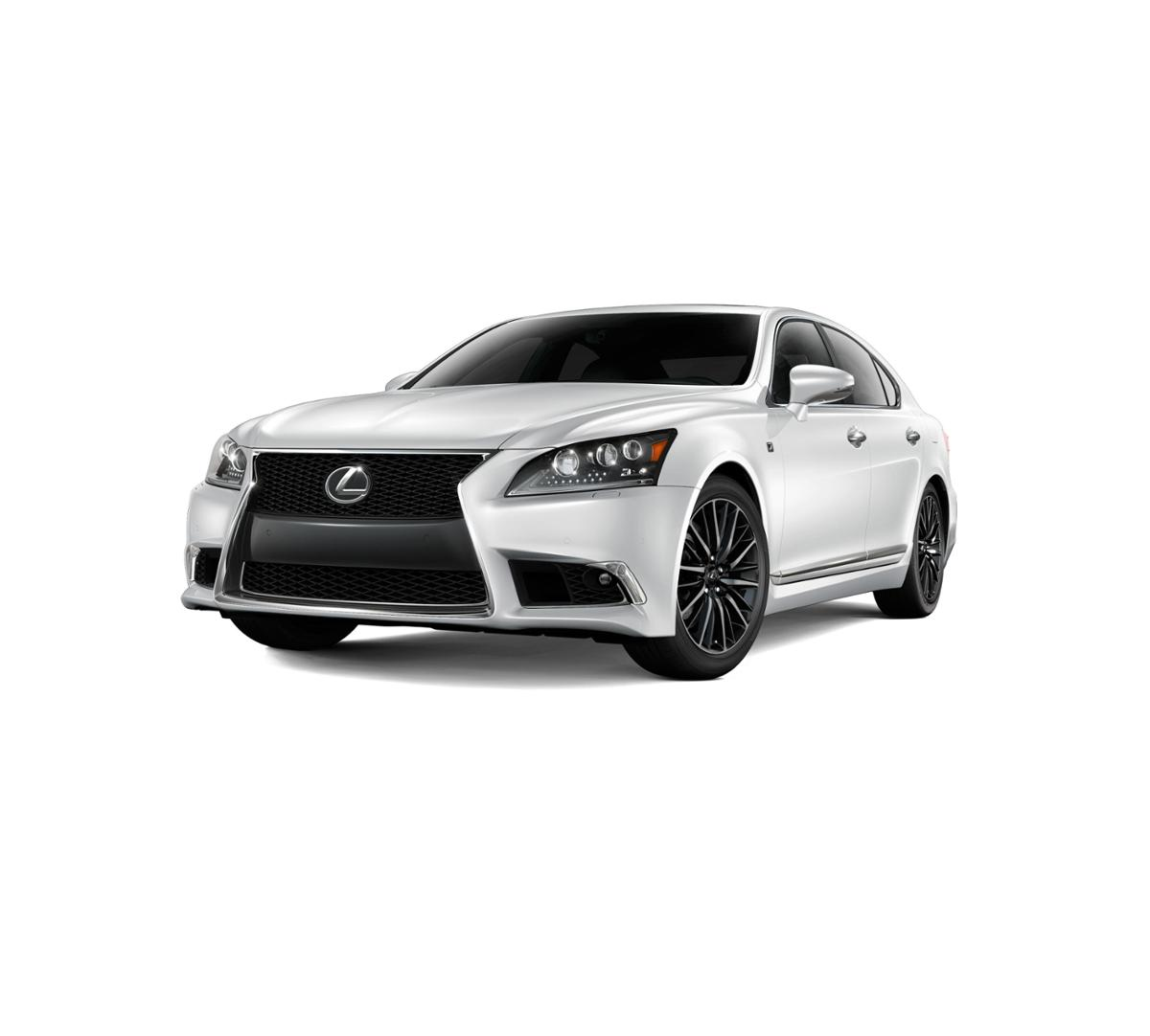 new ultra white 2017 lexus ls 460 f sport for sale fremont ca magnussen lexus of fremont. Black Bedroom Furniture Sets. Home Design Ideas