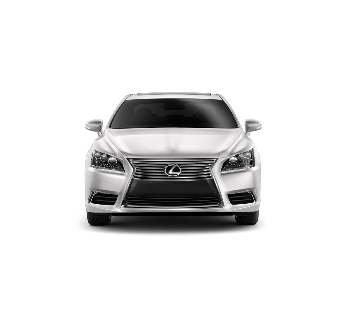 2013 Lexus Ls460 For Sale: Escondido Eminent White Pearl 2017 Lexus LS 460: New Car