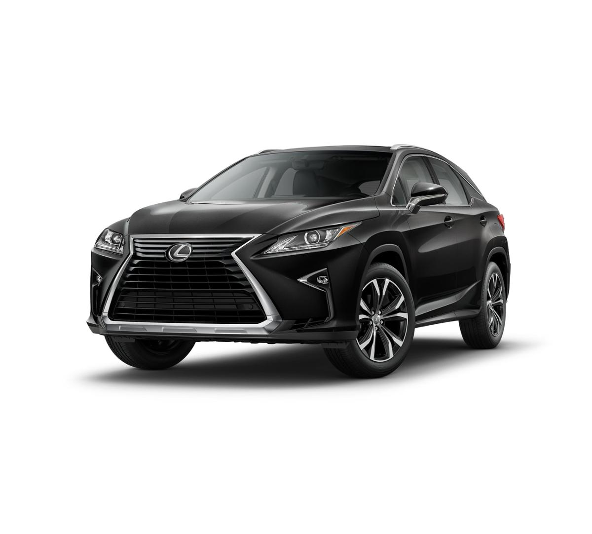 2017 Lexus RX 350 Vehicle Photo in Fort Worth, TX 76132