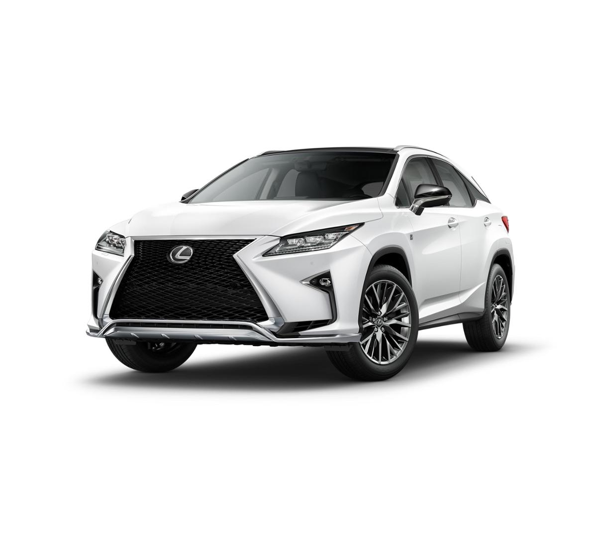2017 lexus rx 350 f sport in ultra white for sale in ca 2t2zzmca3hc054785. Black Bedroom Furniture Sets. Home Design Ideas