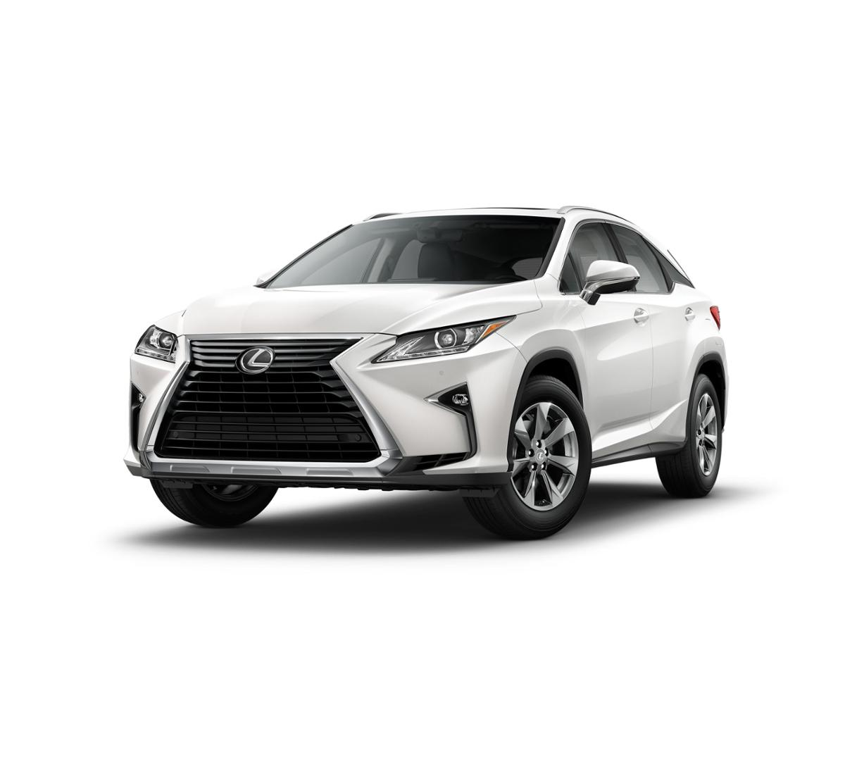 2017 Lexus RX 350 Vehicle Photo in Las Vegas, NV 89146