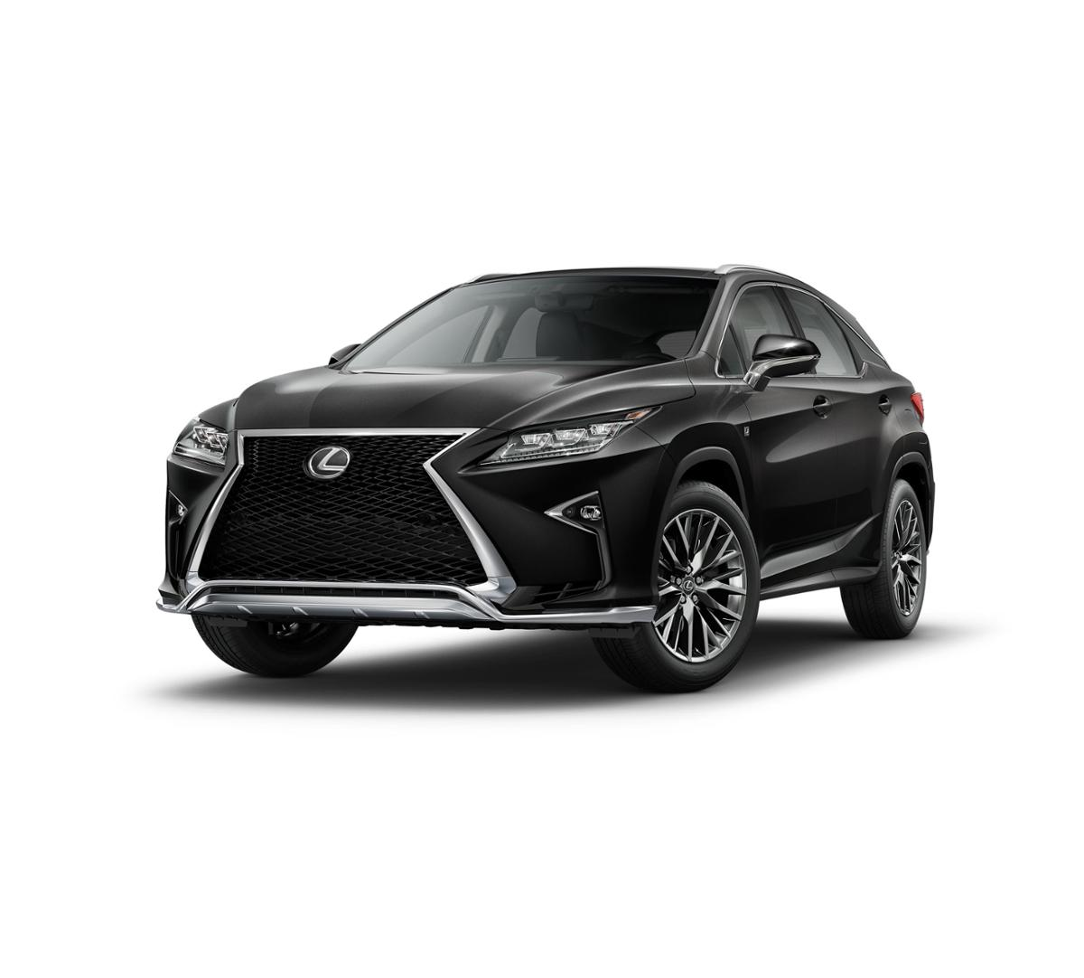 2017 lexus rx 350 f sport in caviar for sale in ca 2t2bzmcaxhc081208. Black Bedroom Furniture Sets. Home Design Ideas