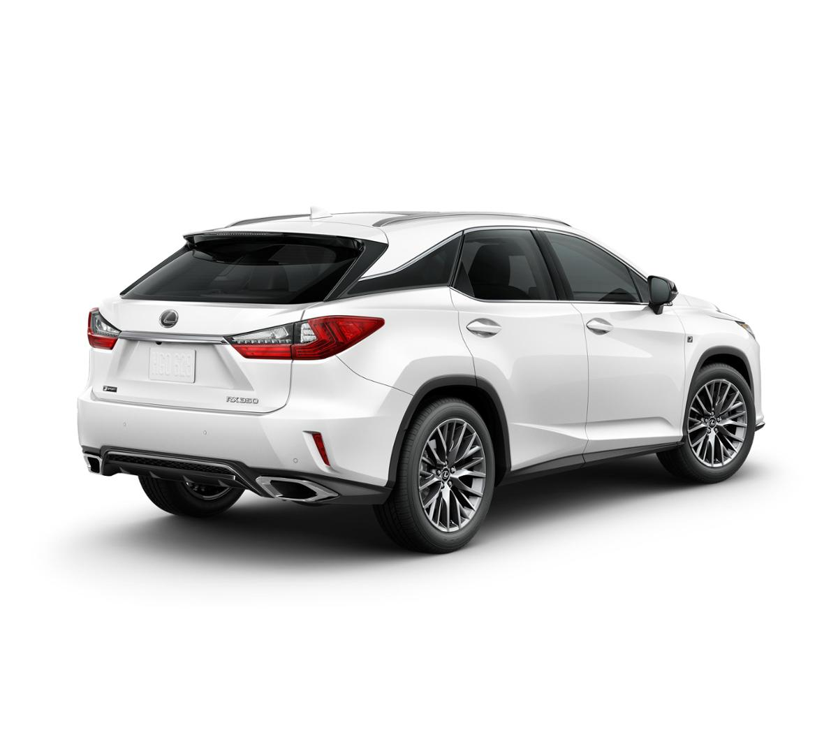New Ultra White 2017 Lexus Rx 350 F Sport For Sale Fremont Ca Magnussen Lexus Of Fremont