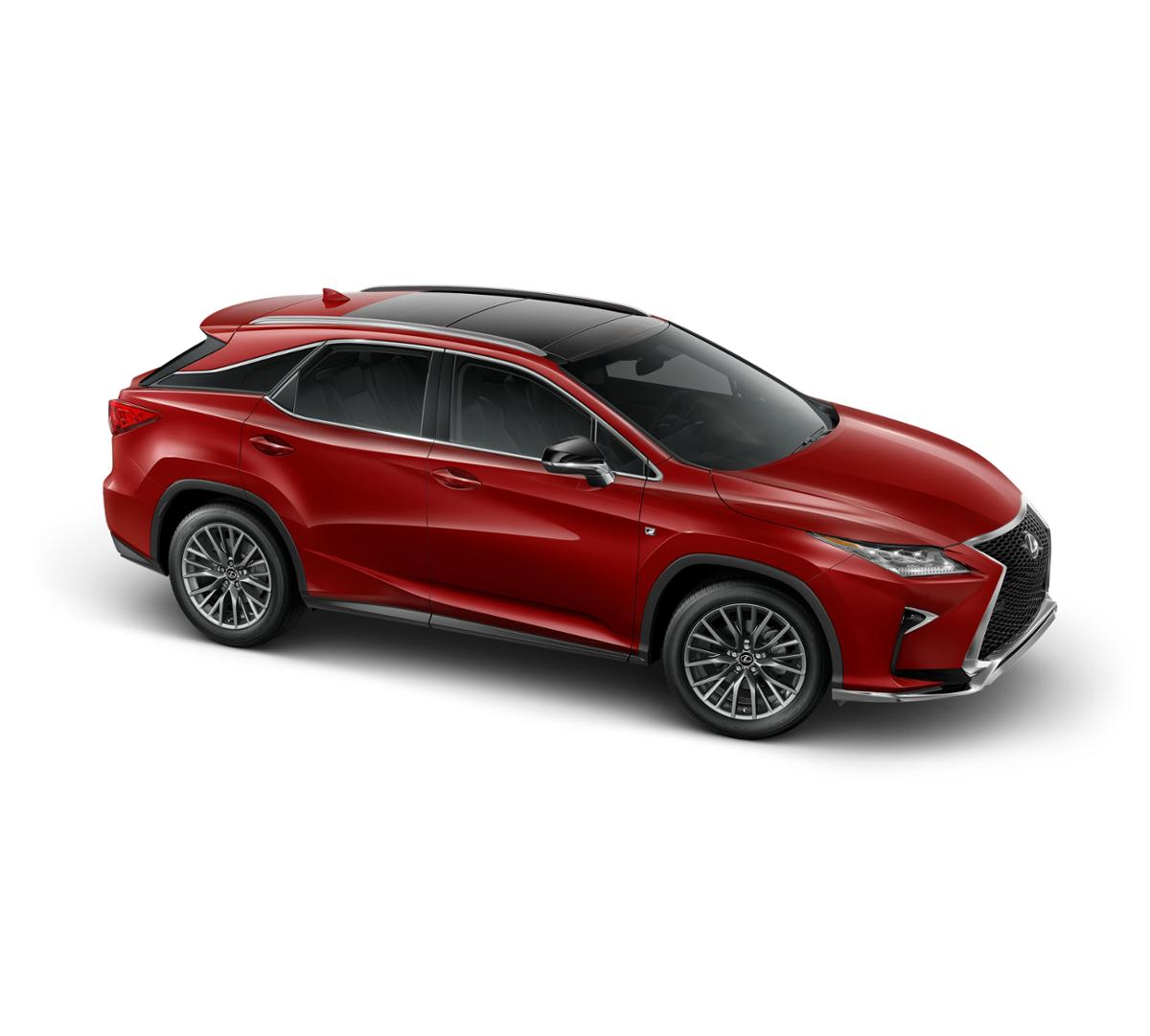 Modesto Matador Red Mica 2017 Lexus Rx 350 New Suv For Sale 13820
