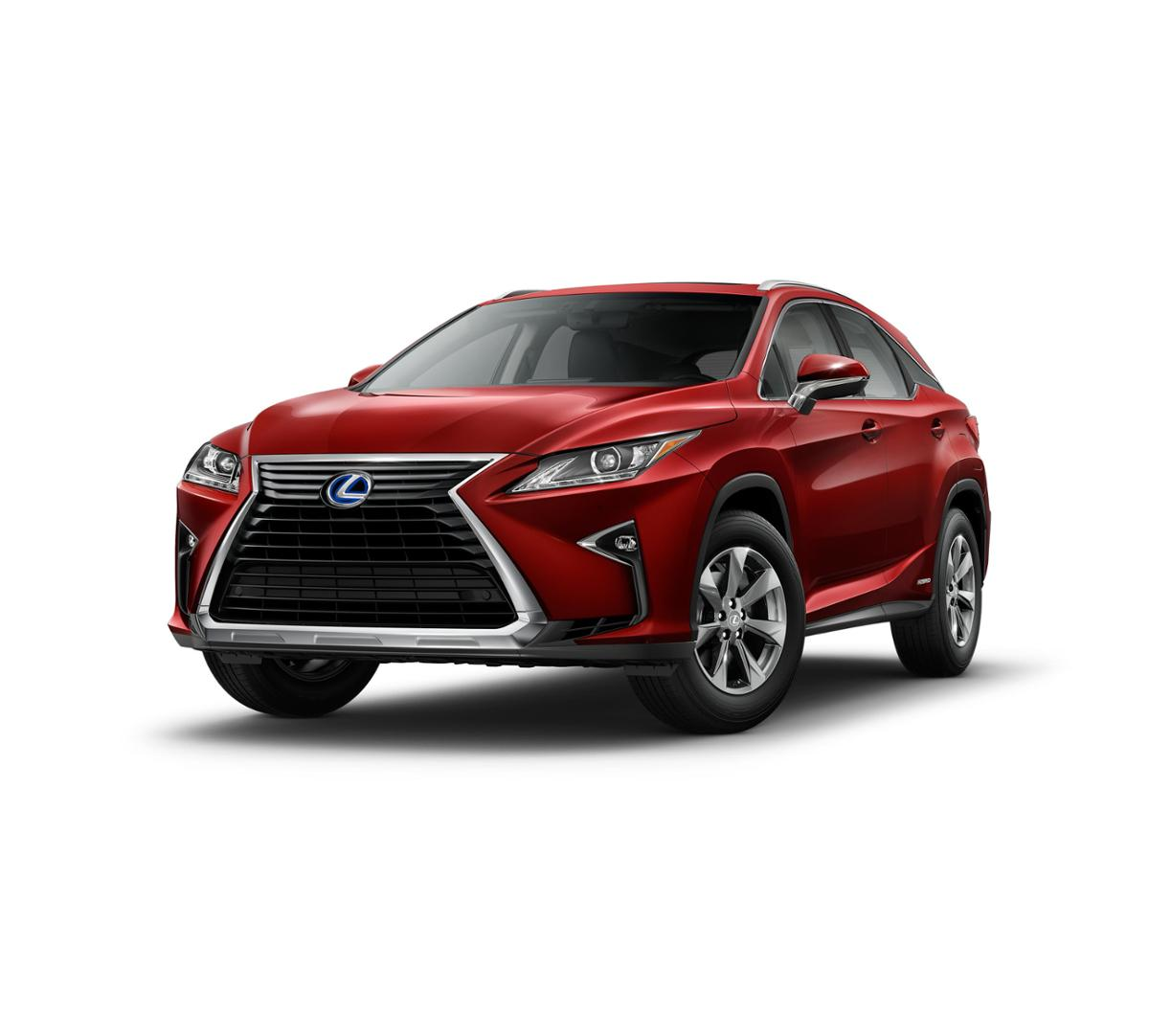 2017 Lexus RX 450h Vehicle Photo in Bedford, NH 03110