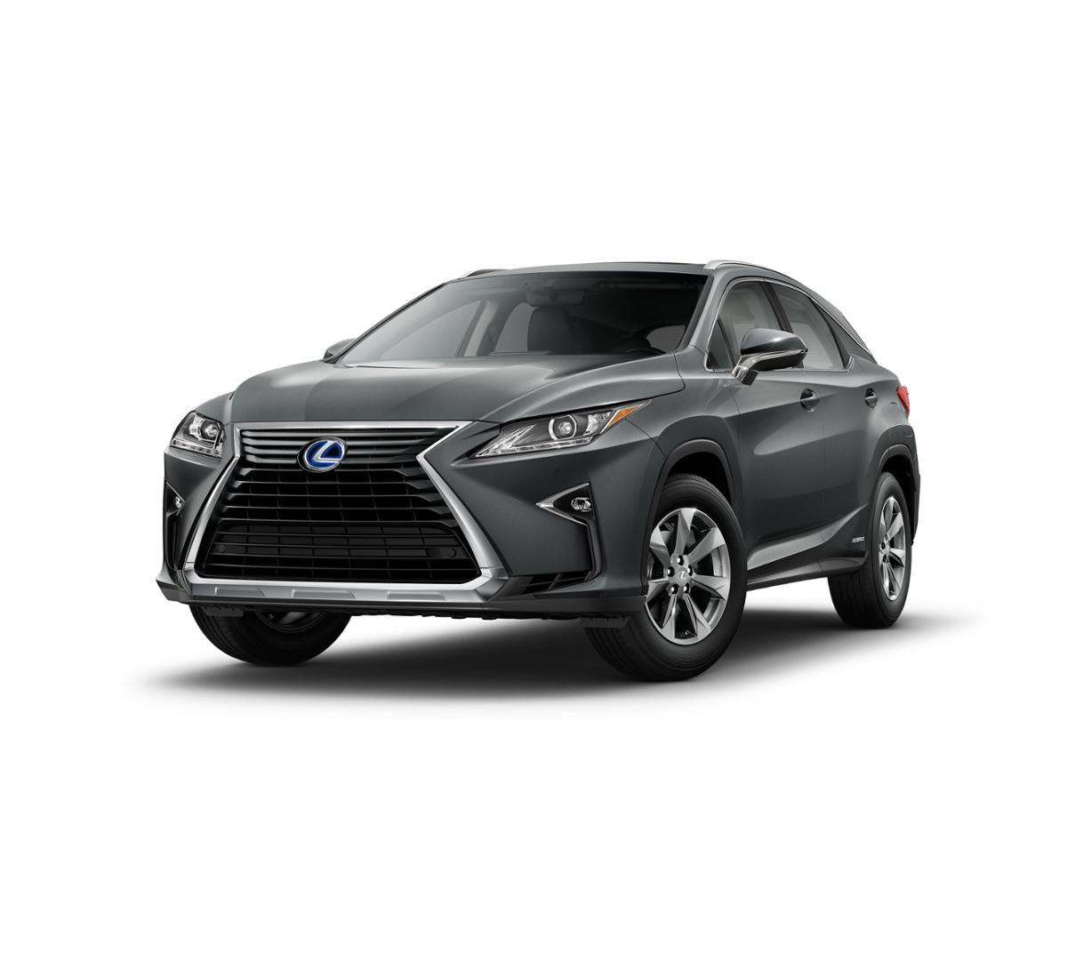 2017 Lexus RX 450h Vehicle Photo in Mission Viejo, CA 92692