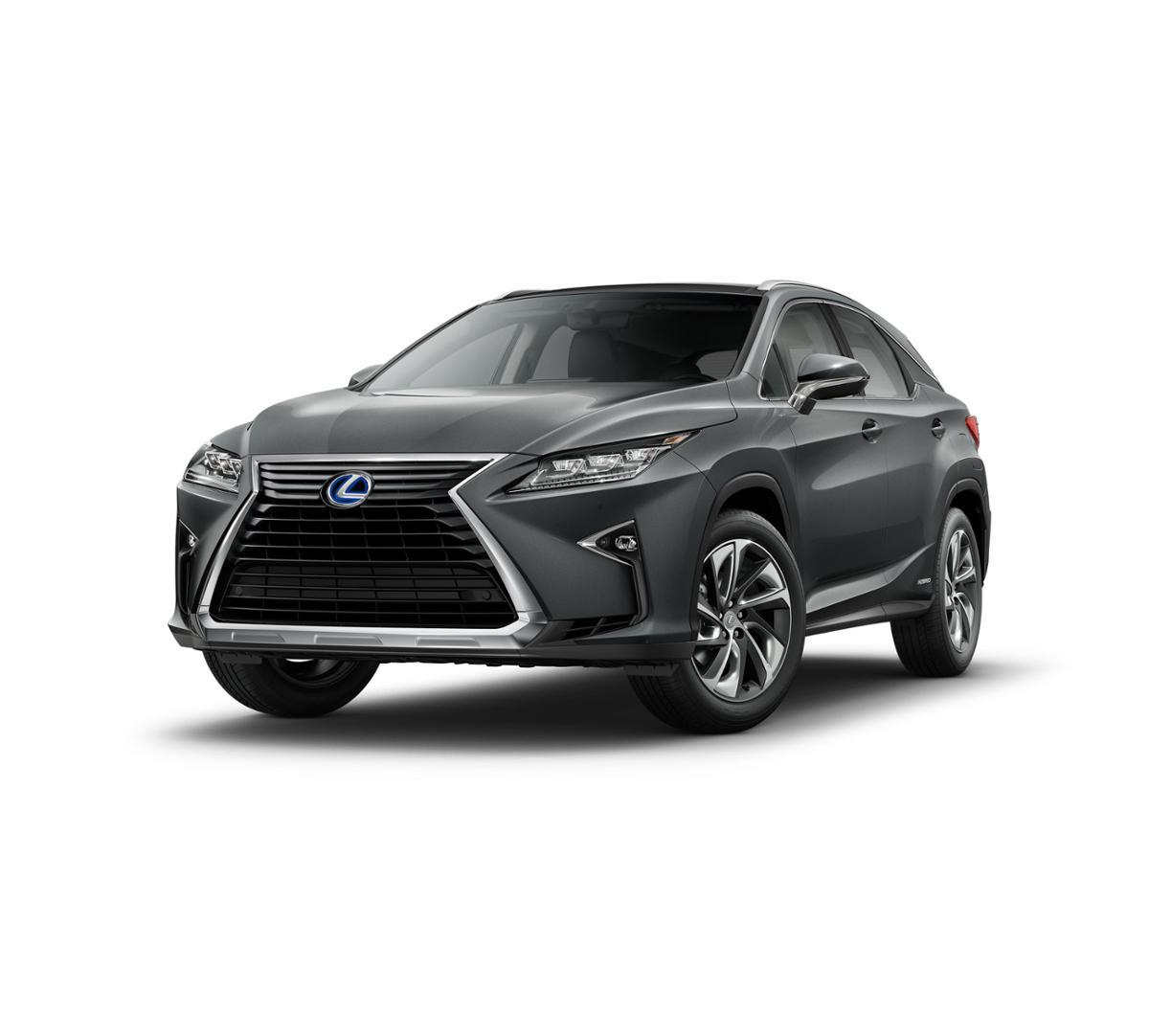 2017 Lexus RX 450h Vehicle Photo in Torrance, CA 90505