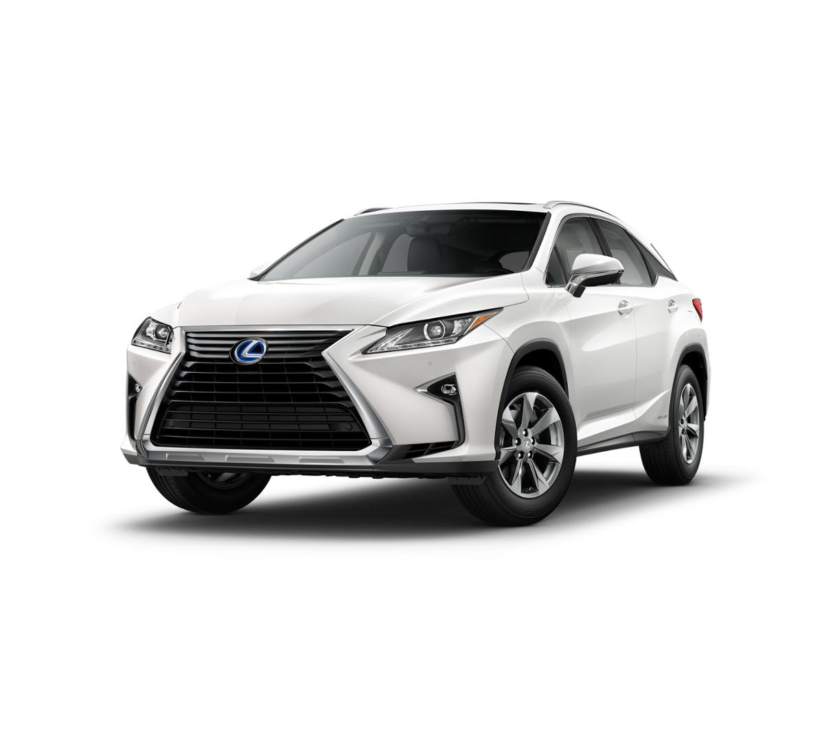 2017 Lexus RX 450h Vehicle Photo in Fort Worth, TX 76132