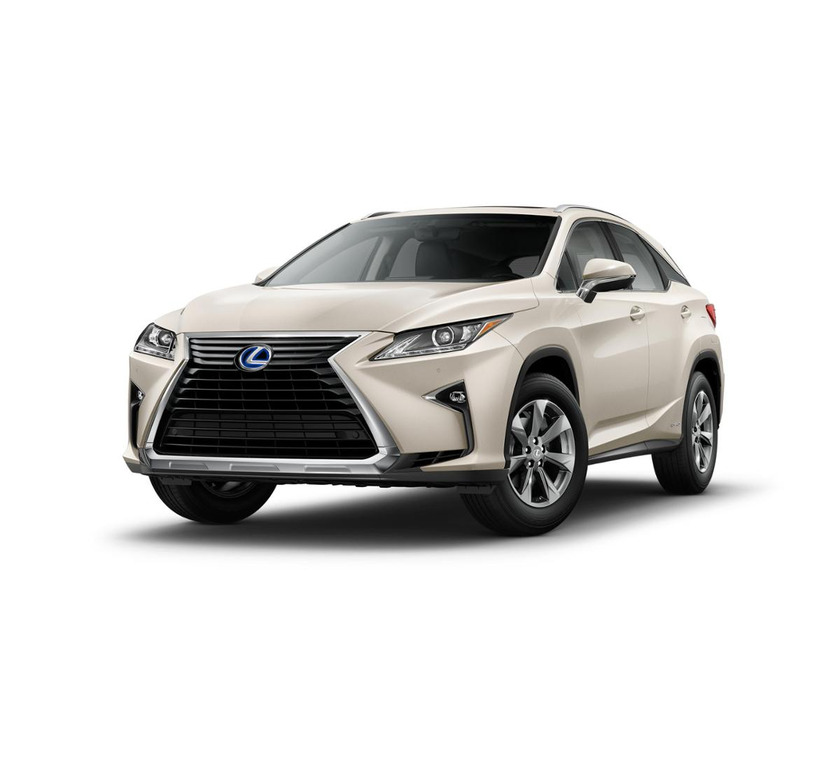 2017 Lexus RX 450h Vehicle Photo in Las Vegas, NV 89146
