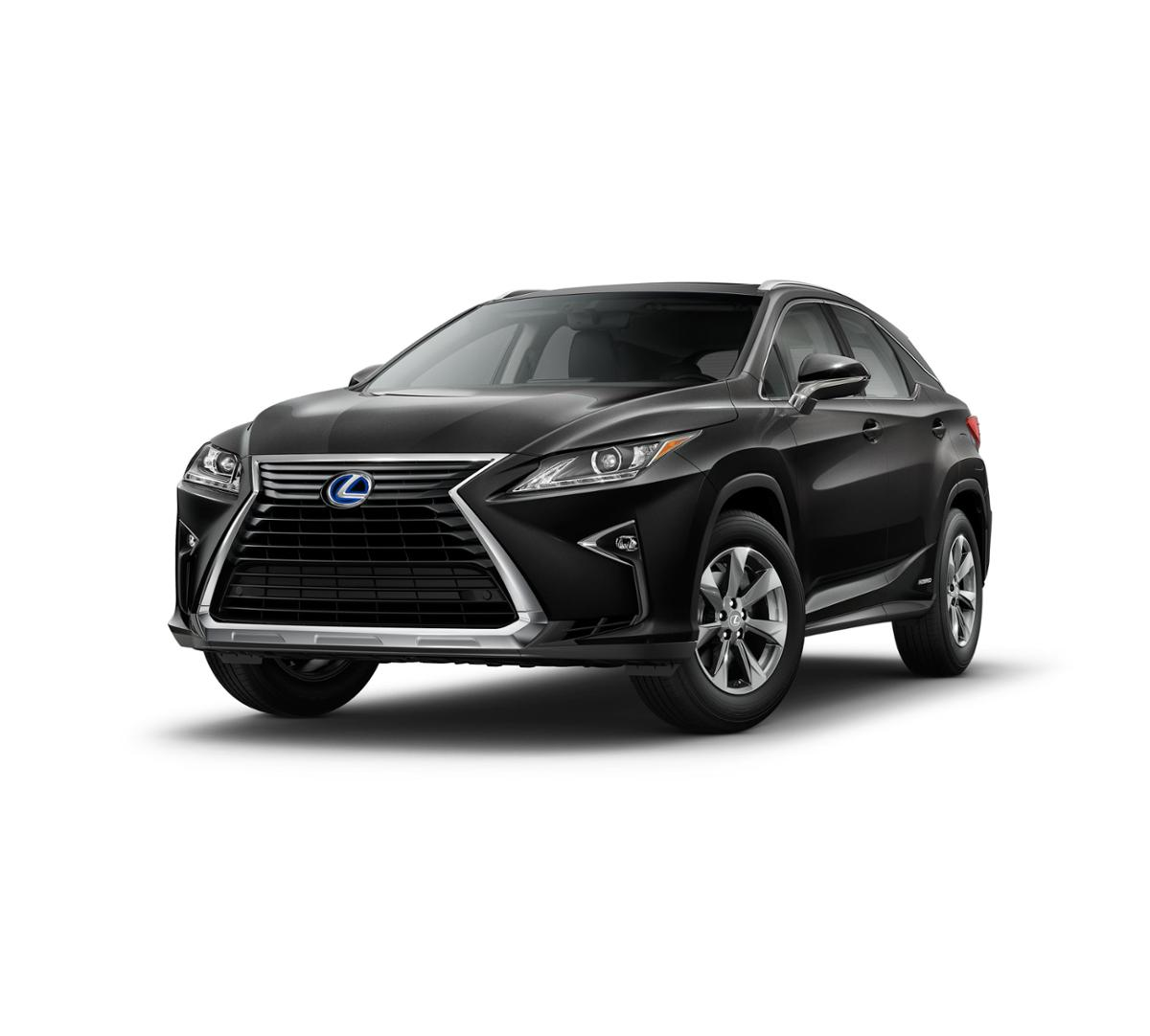 2017 Lexus RX 450h Vehicle Photo in Danvers, MA 01923
