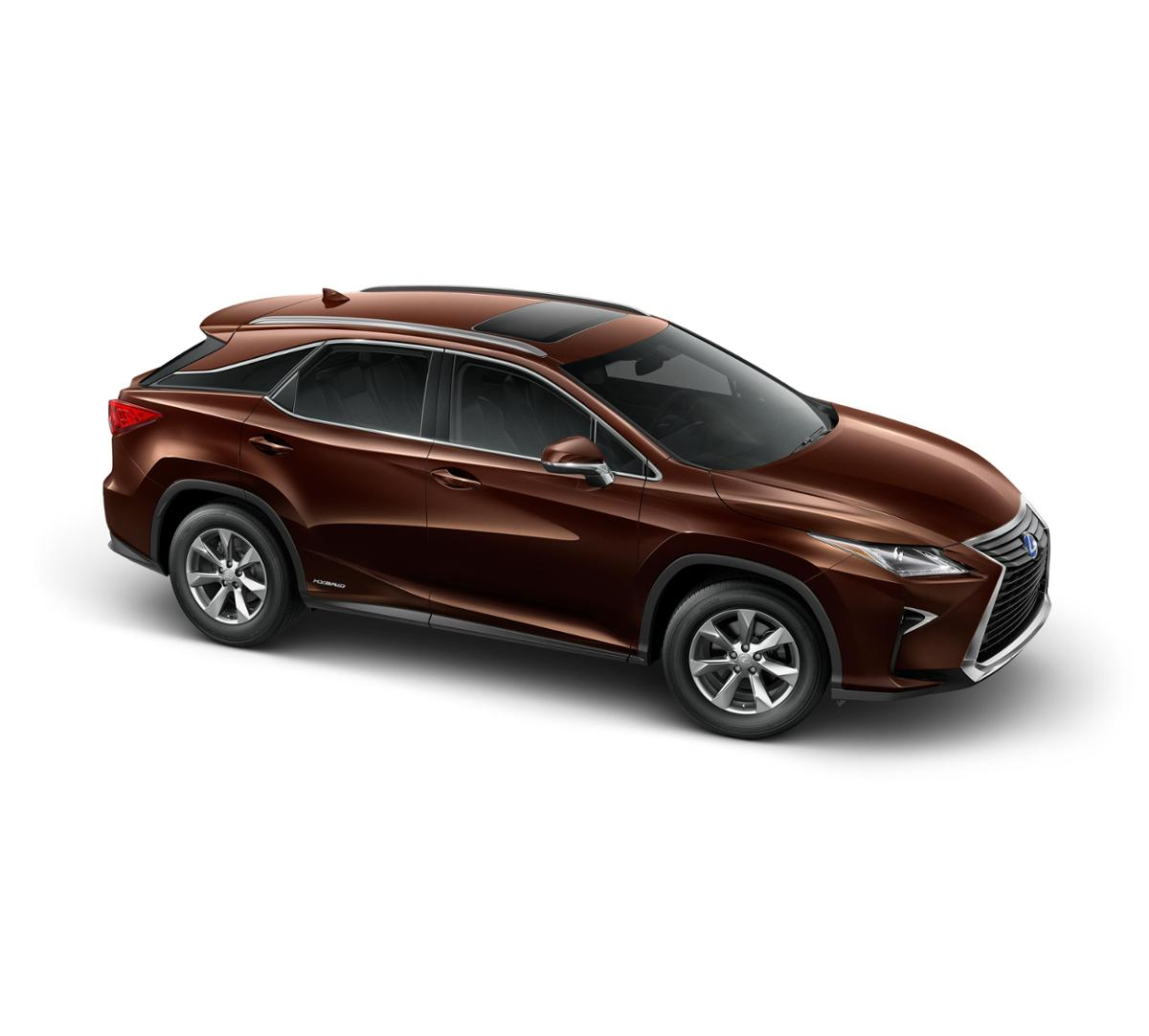 2017 Lexus Rx 450h In Autumn Shimmer For Sale In Santa