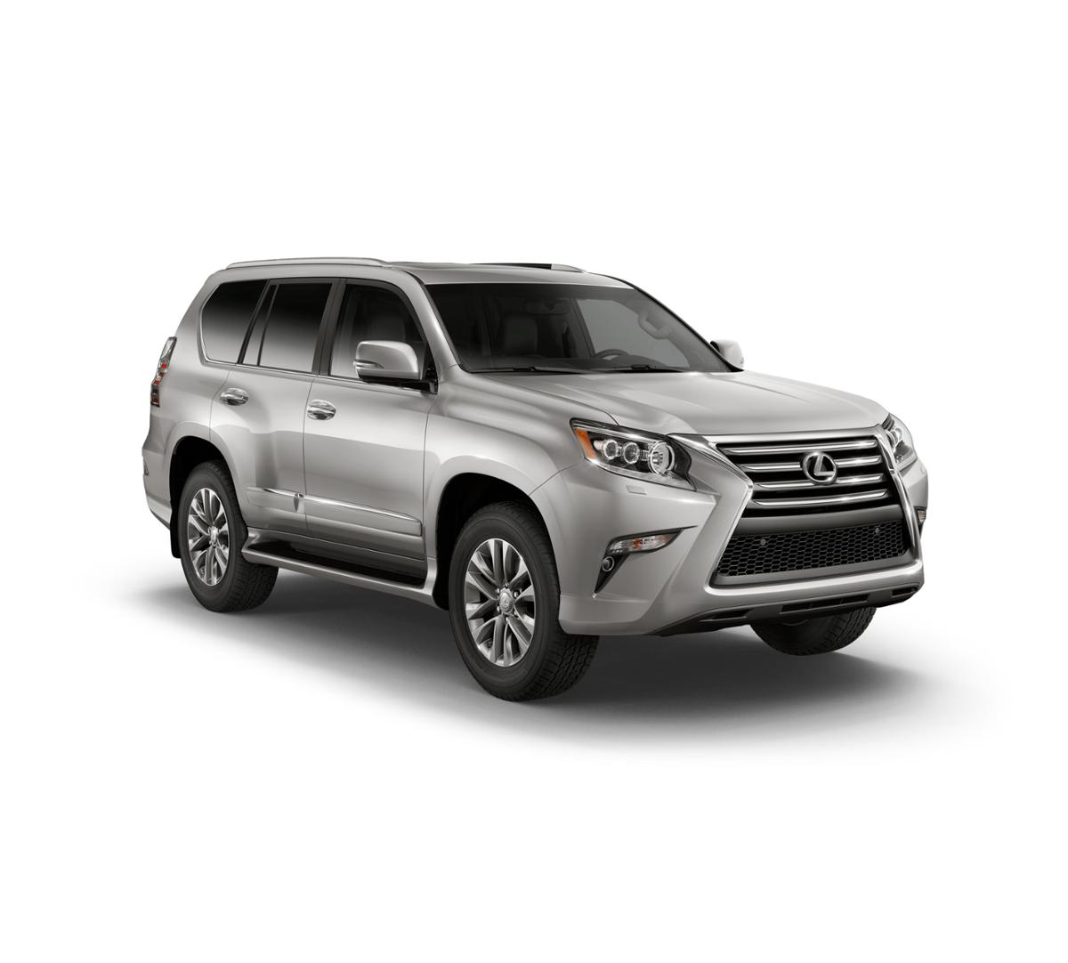 2017 lexus gx 460 luxury silver lining metallic lexus of rockville centre. Black Bedroom Furniture Sets. Home Design Ideas