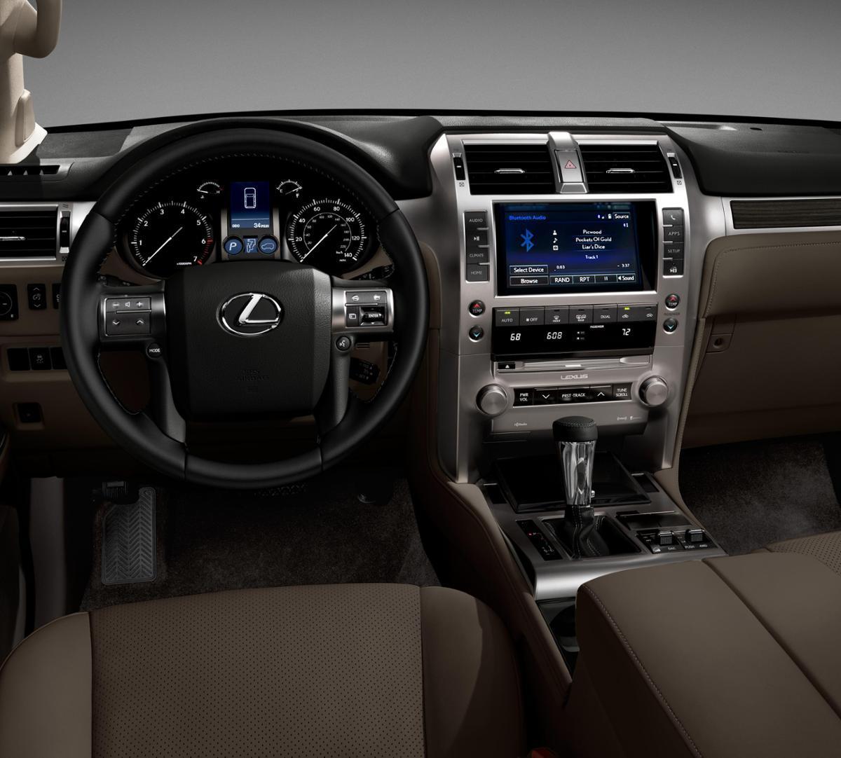Lexus Sale: Columbia Starfire Pearl 2017 Lexus GX 460: New Suv For