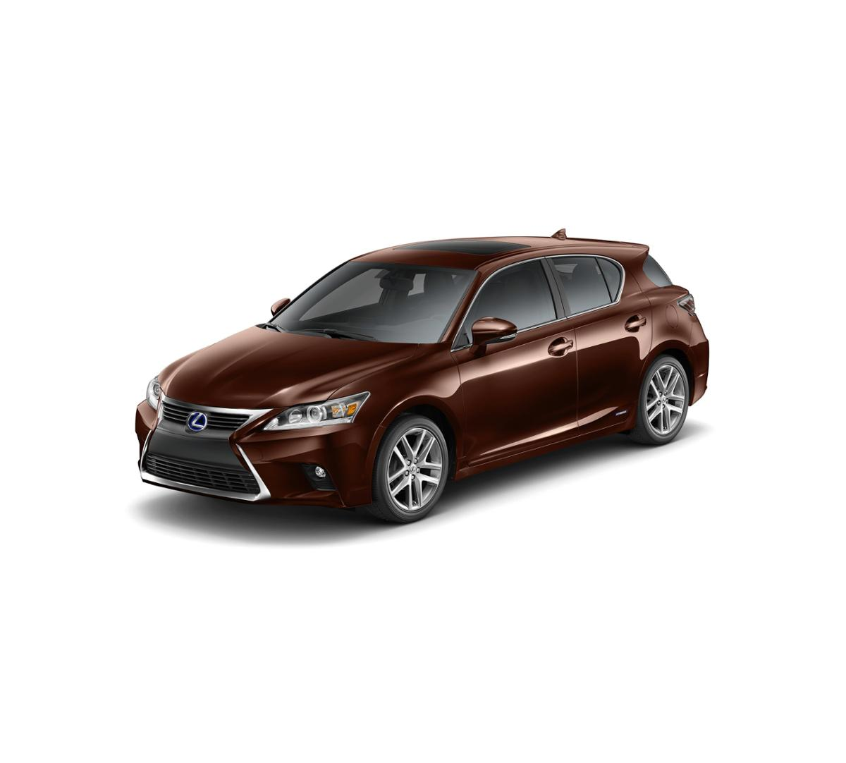 2017 Lexus CT 200h Vehicle Photo in Dallas, TX 75209