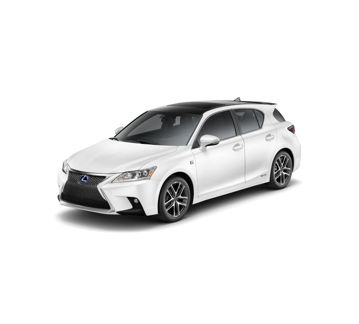 2017 Lexus CT 200h Vehicle Photo in Santa Monica, CA 90404