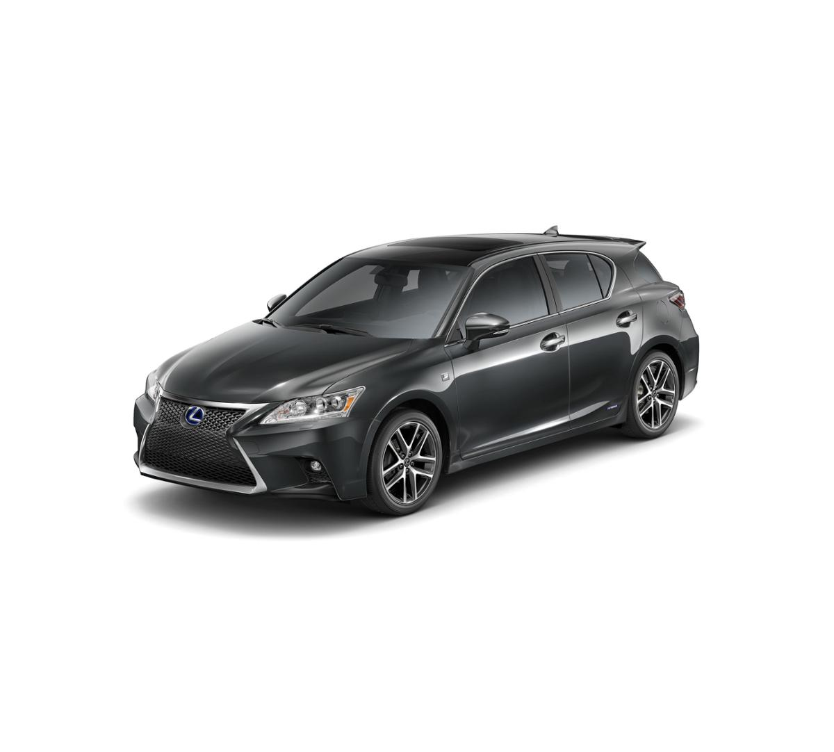 Lexus Dealerships In Ct: Modesto Nebula Gray Pearl 2017 Lexus CT 200h: New Car For