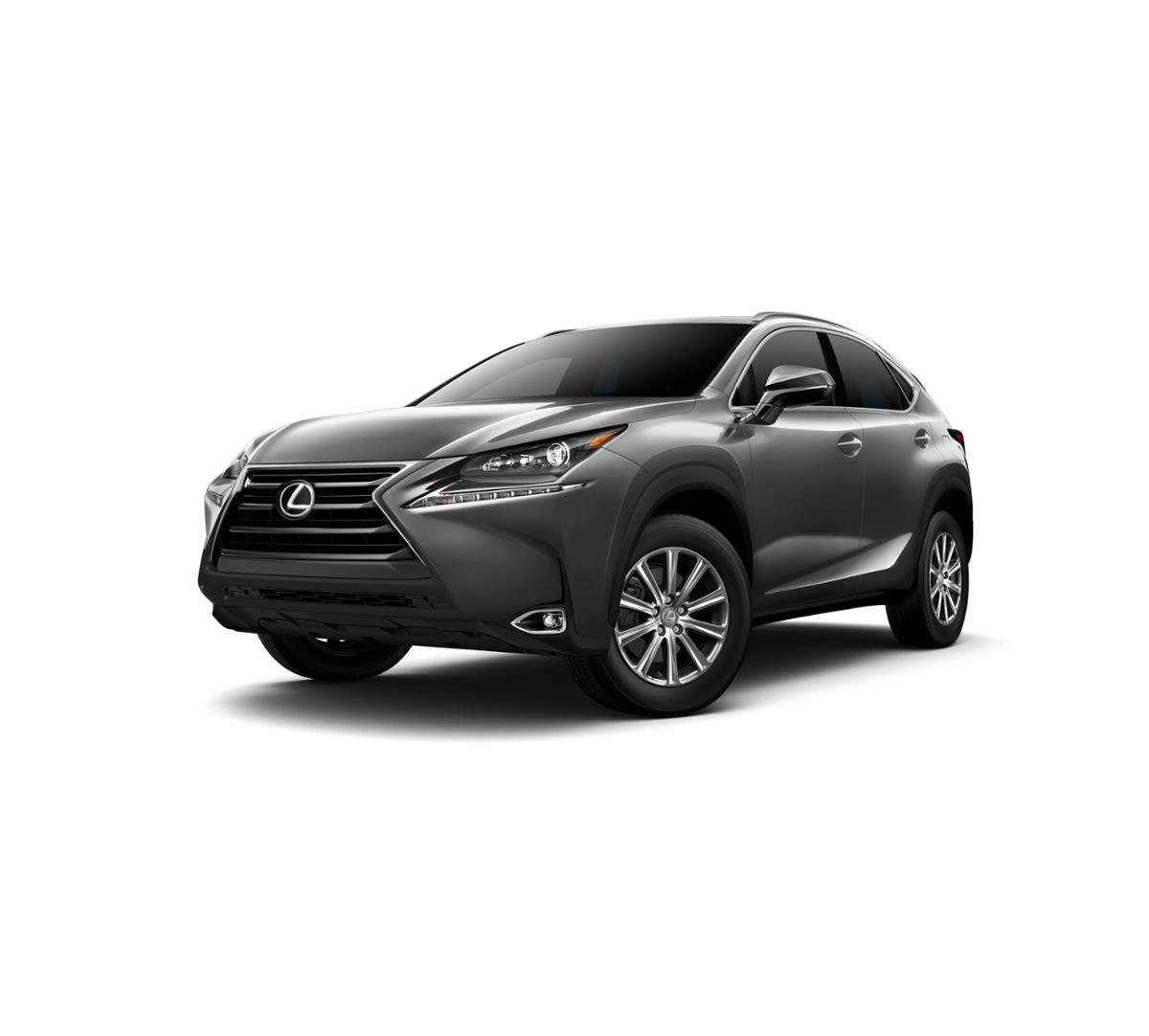 2017 Lexus NX Turbo Vehicle Photo in Charlotte, NC 28269