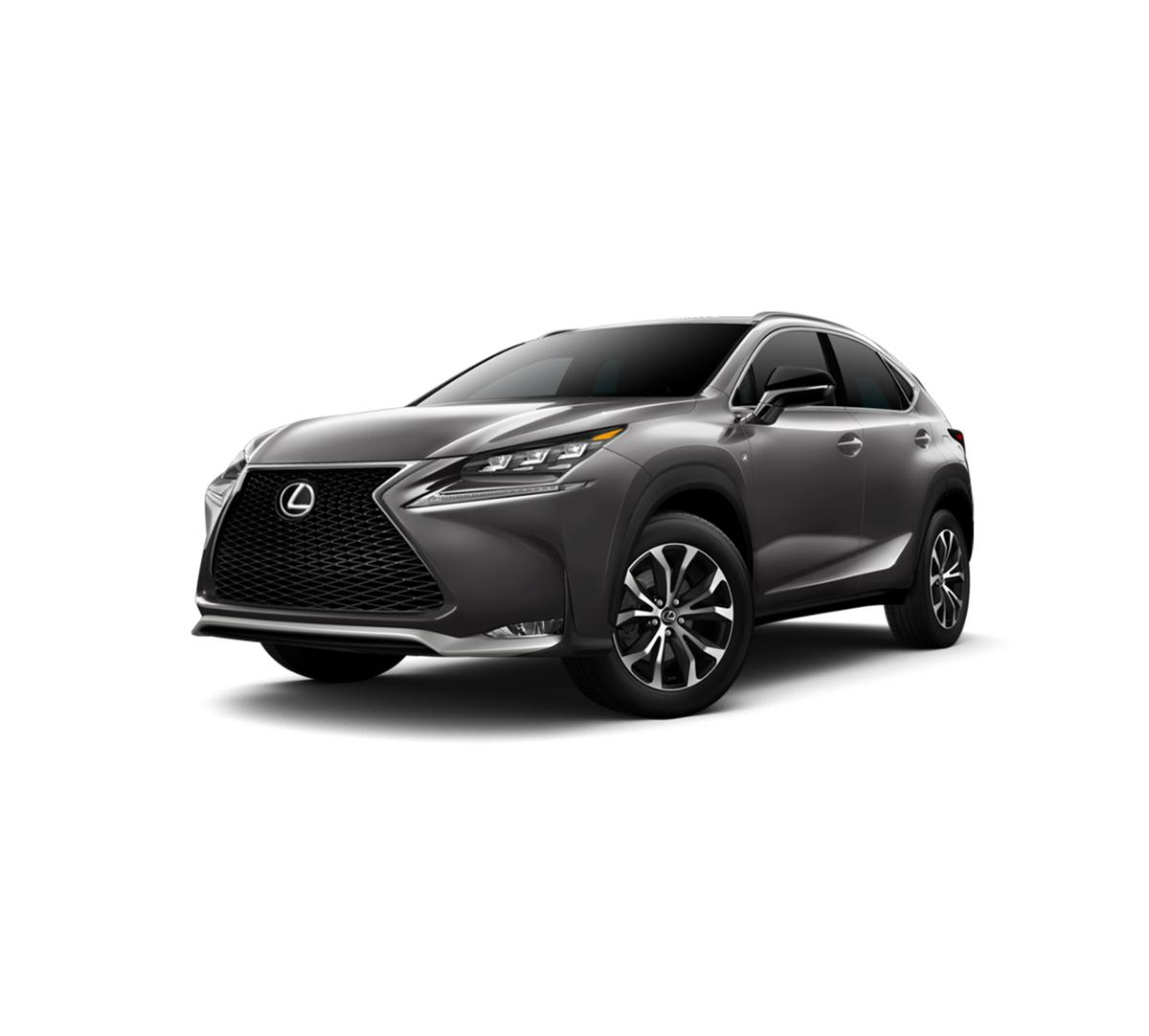 2017 Lexus NX Turbo Vehicle Photo in Appleton, WI 54913
