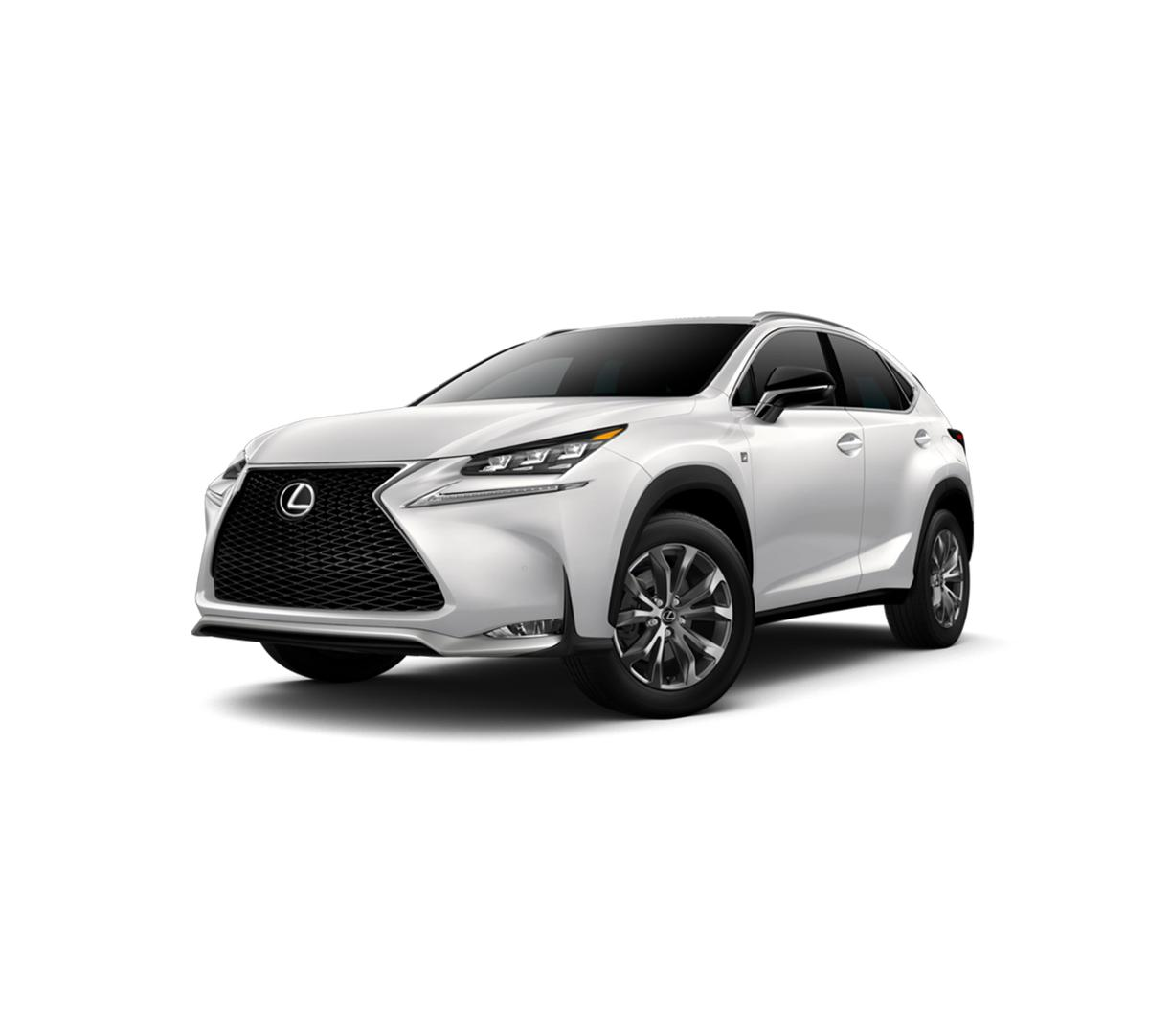 2017 Lexus NX Turbo Vehicle Photo in Modesto, CA 95356
