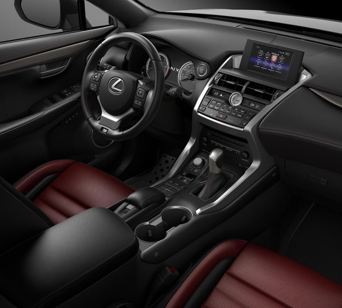 Columbia Silver Lining Metallic 2017 Lexus NX Turbo: New ...